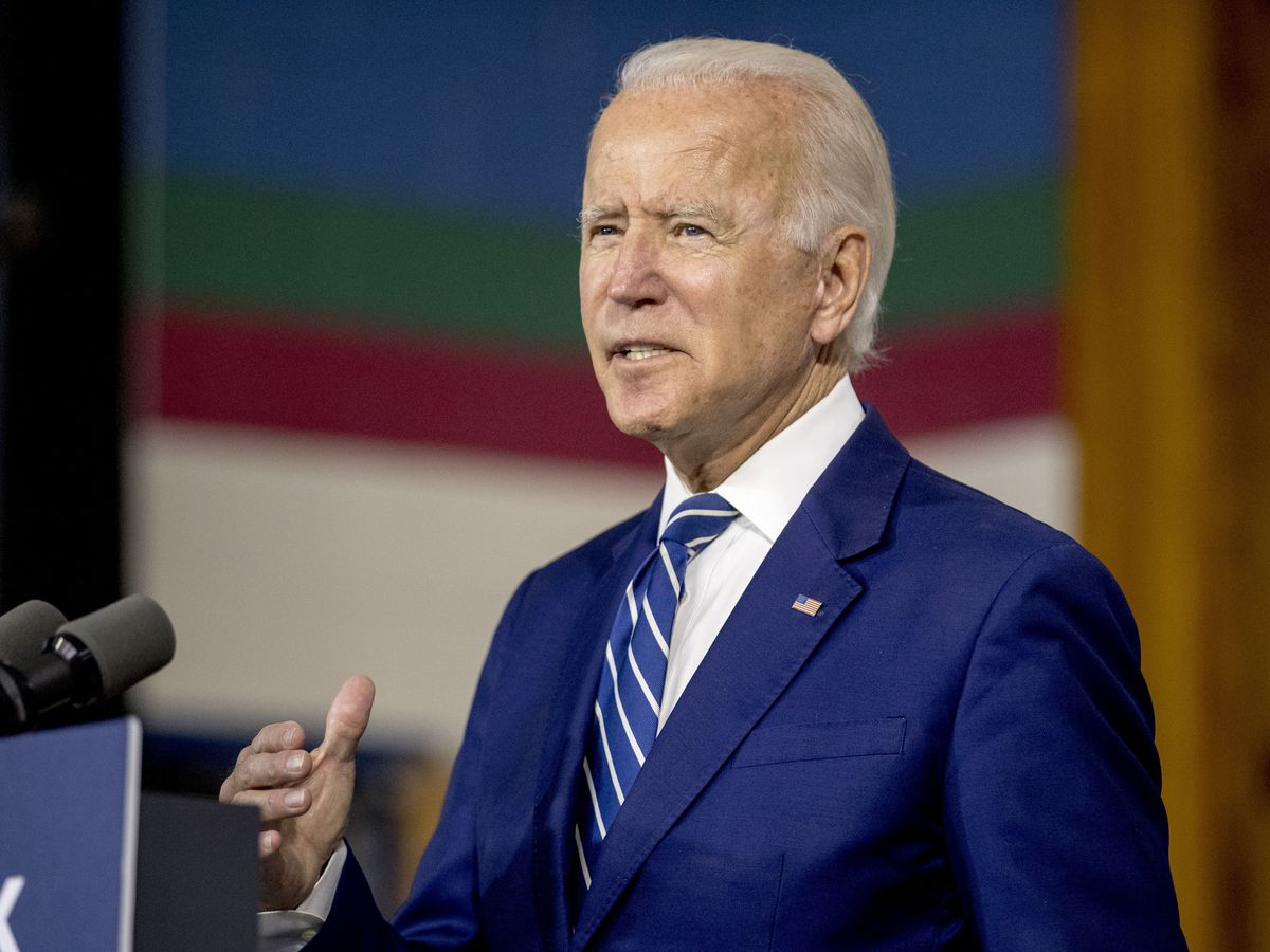 AP source: Biden will not go to Milwaukee to accept Democratic presidential nomination