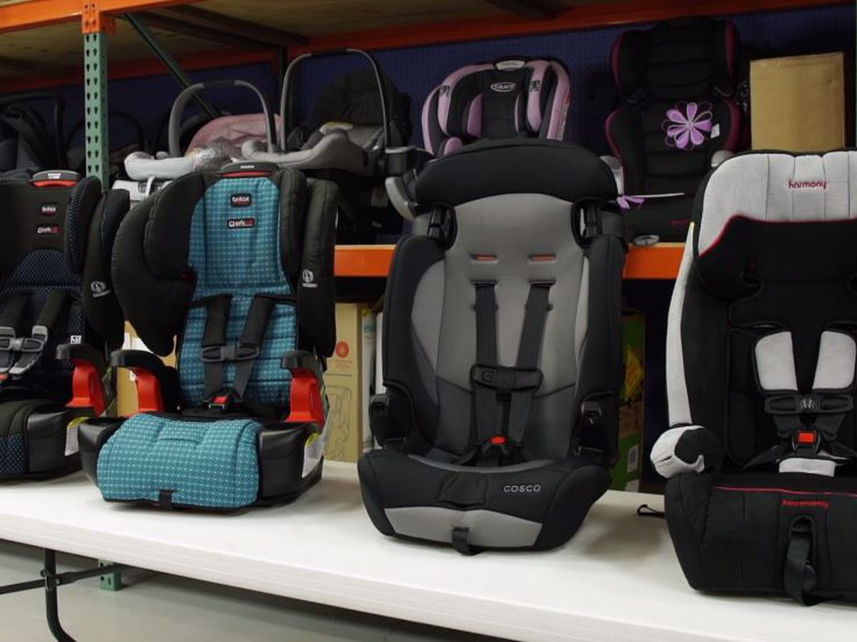Consumer Reports: Four popular booster seats broke during testing