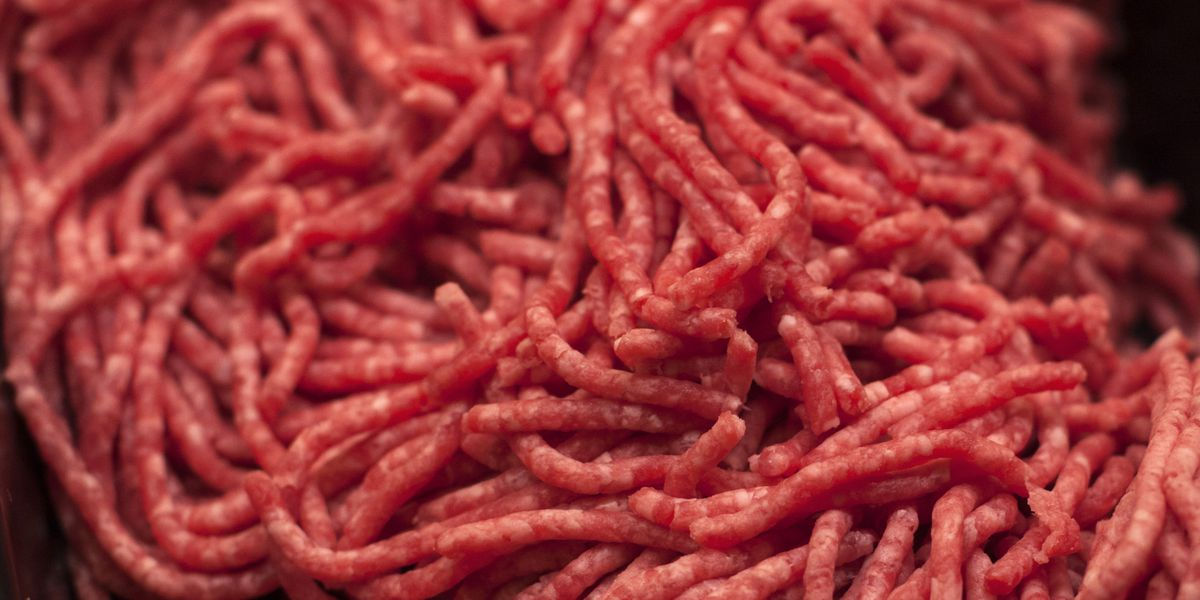 Deadly salmonella outbreak linked to ground beef