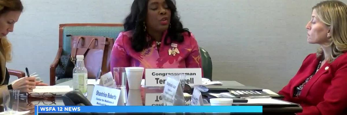 Rep. Sewell talks affordable healthcare