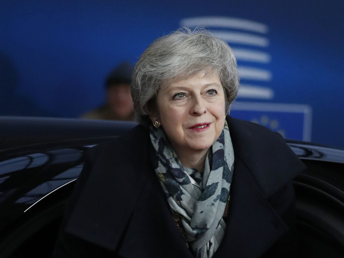The Latest: Britain's May says Parliament needs more from EU
