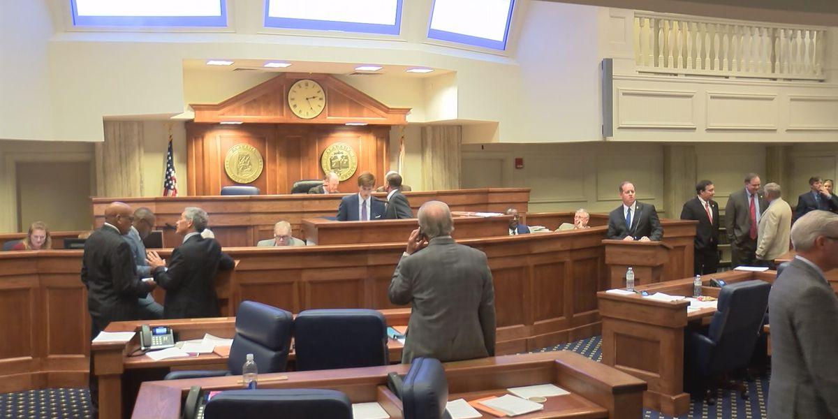 Bill to restructure parole board heads to governor's desk