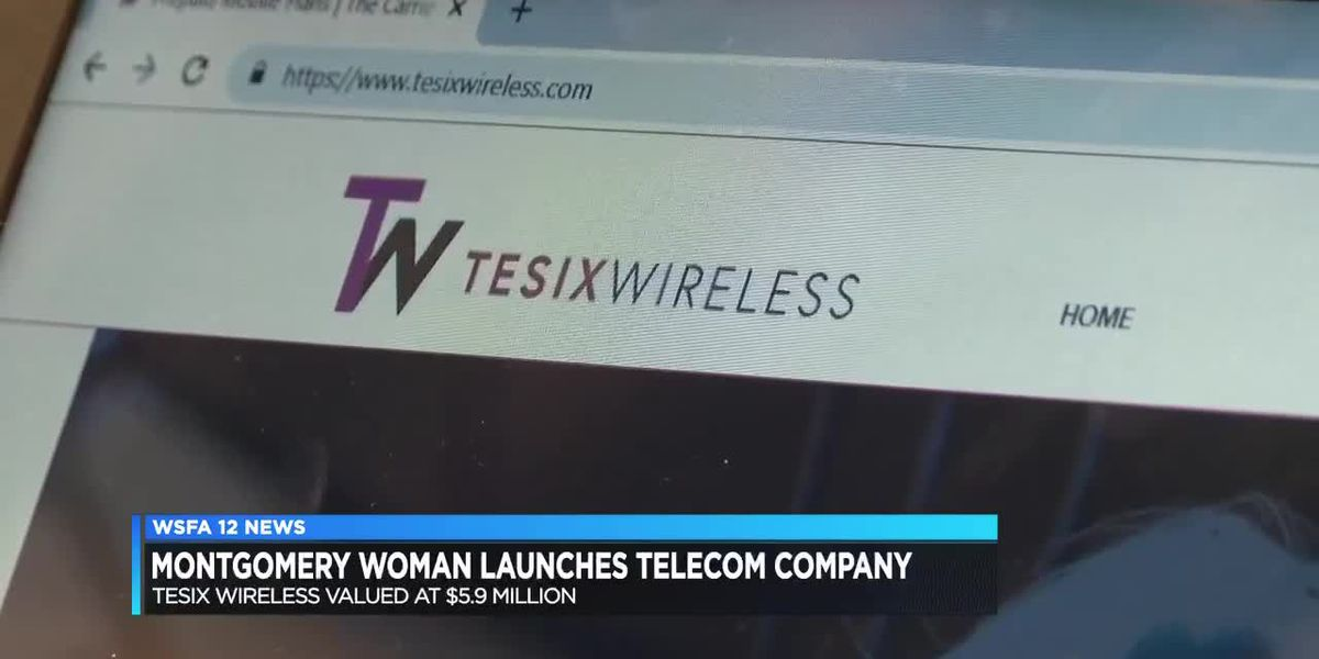 24-year-old Montgomery woman launches telecom company