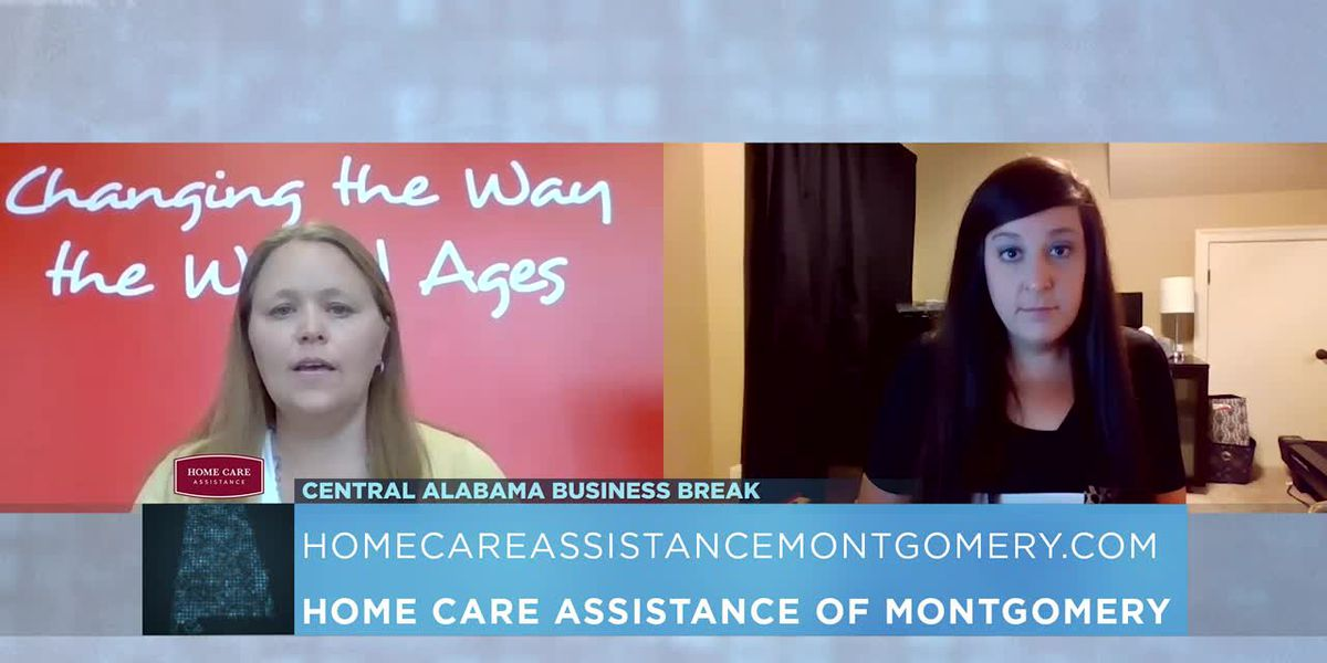 Central Alabama Business Break- Home Care Assistance of Montgomery