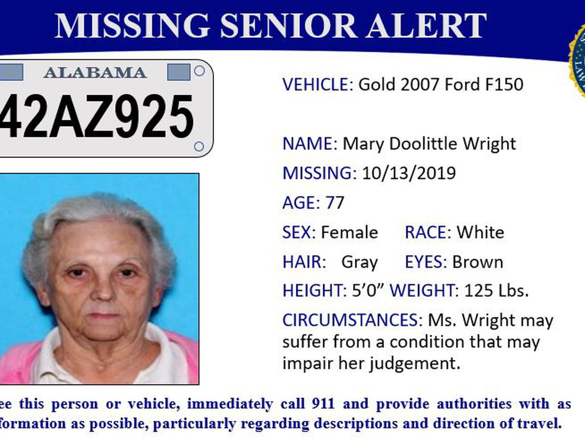 ALEA searching for missing Lawrence County senior