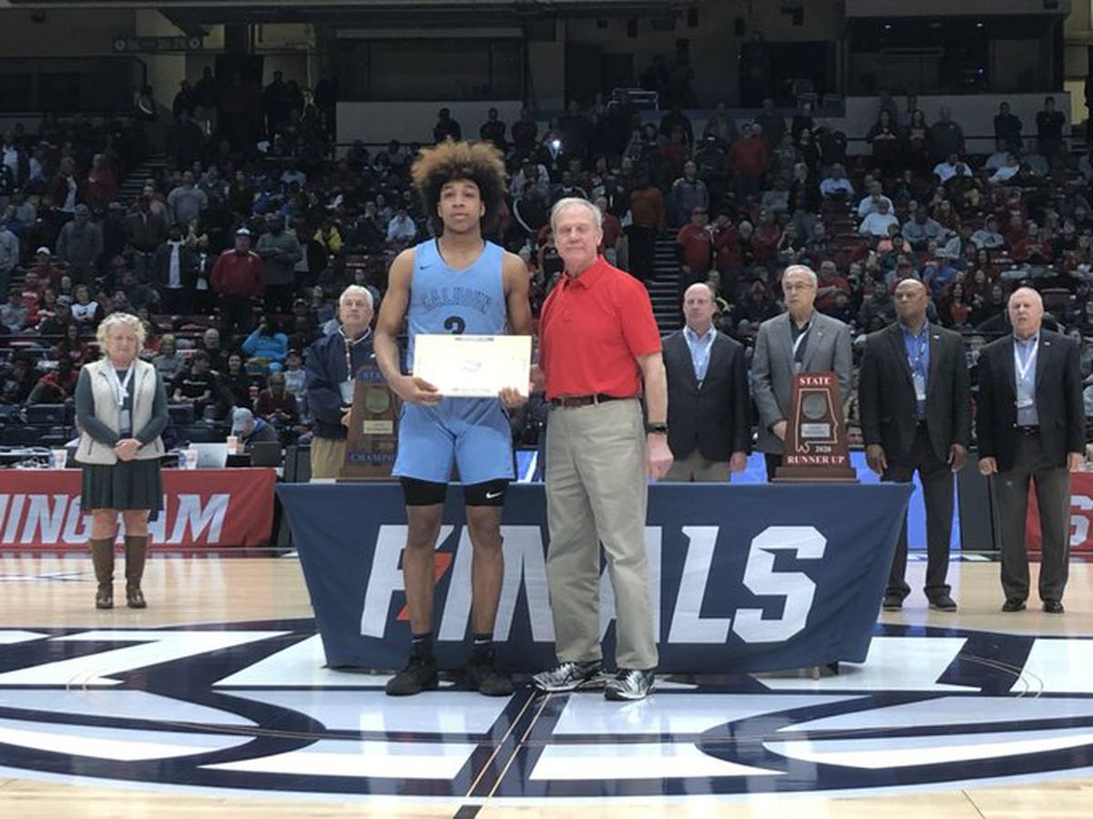 JD Davison named Mr. Basketball 2021