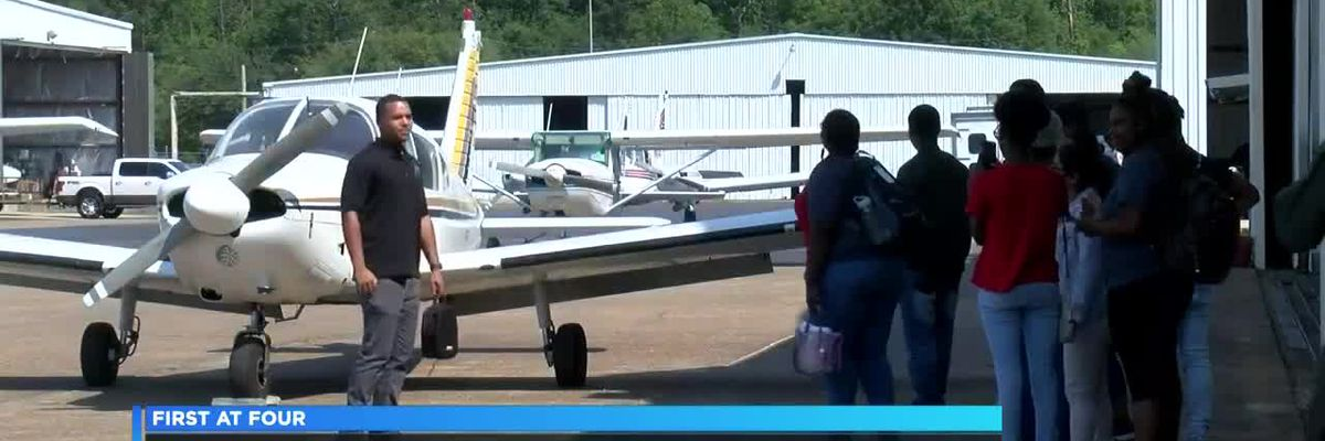High schoolers experience Tuskegee Red Tails