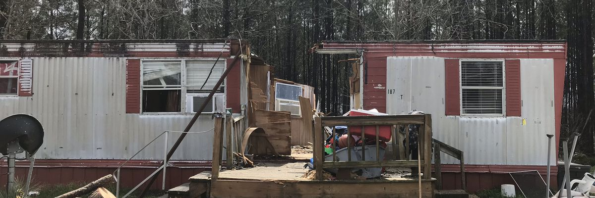 NWS confirms 2 tornadoes in Chilton, Coosa counties