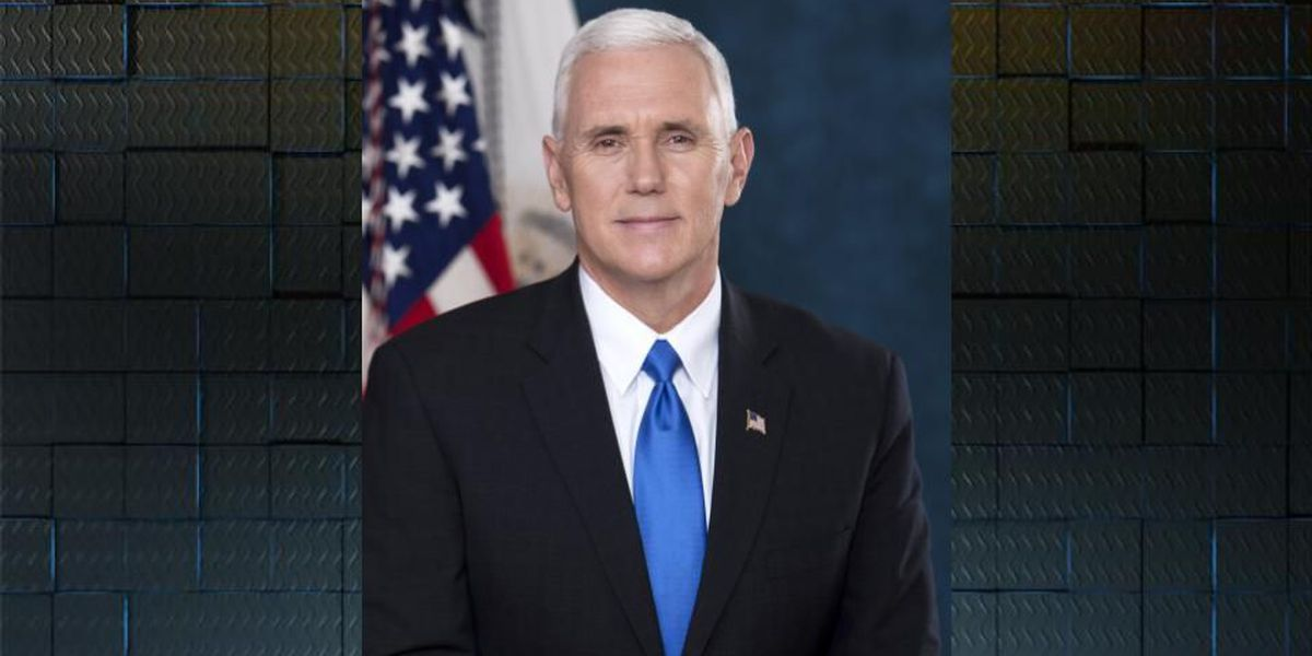 Vice President Mike Pence to speak in Birmingham at 7:30 p.m.
