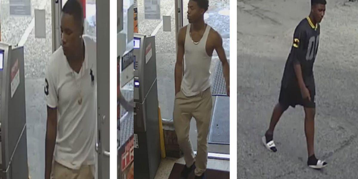 Parents turn in 3 suspects in ALDOT burglary, theft case