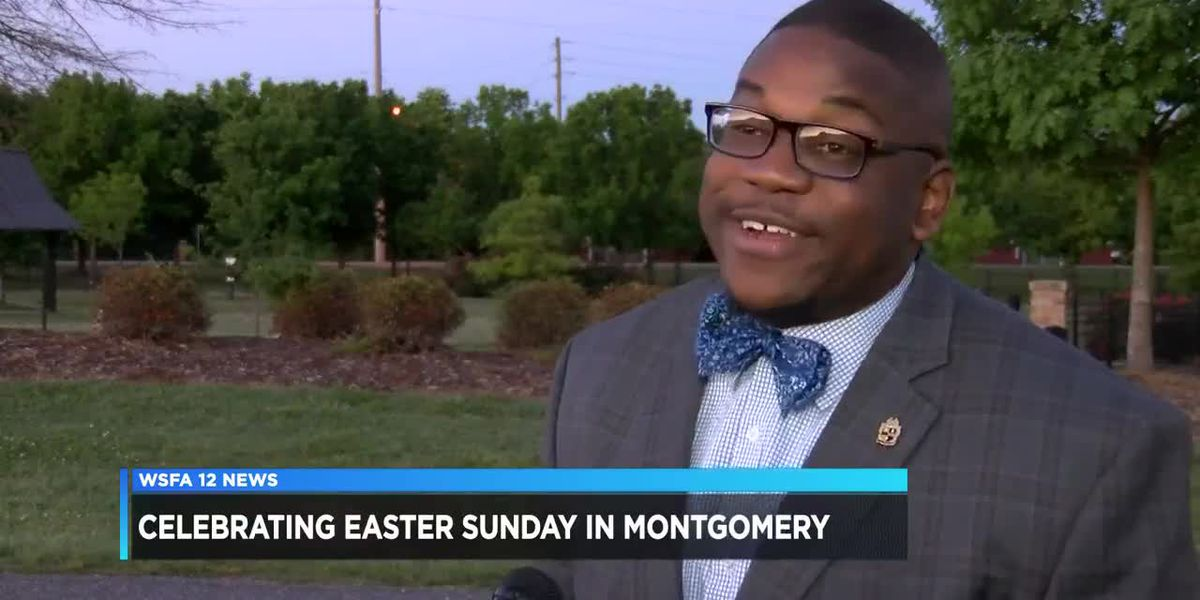 Churches celebrate Easter Sunday