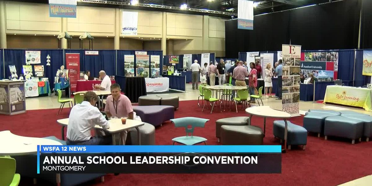 Educators attend leadership convention in Montgomery