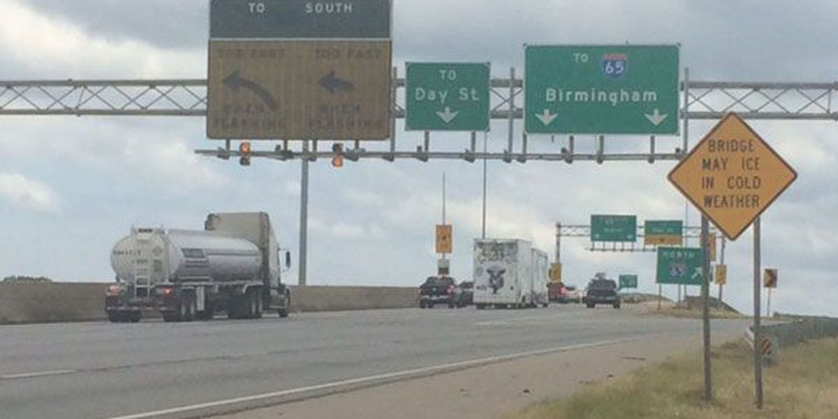 City and state officials discuss I-65, I-85 interchange issues