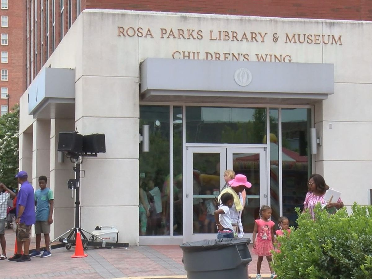 Rosa Parks Museum to celebrate Juneteenth this weekend