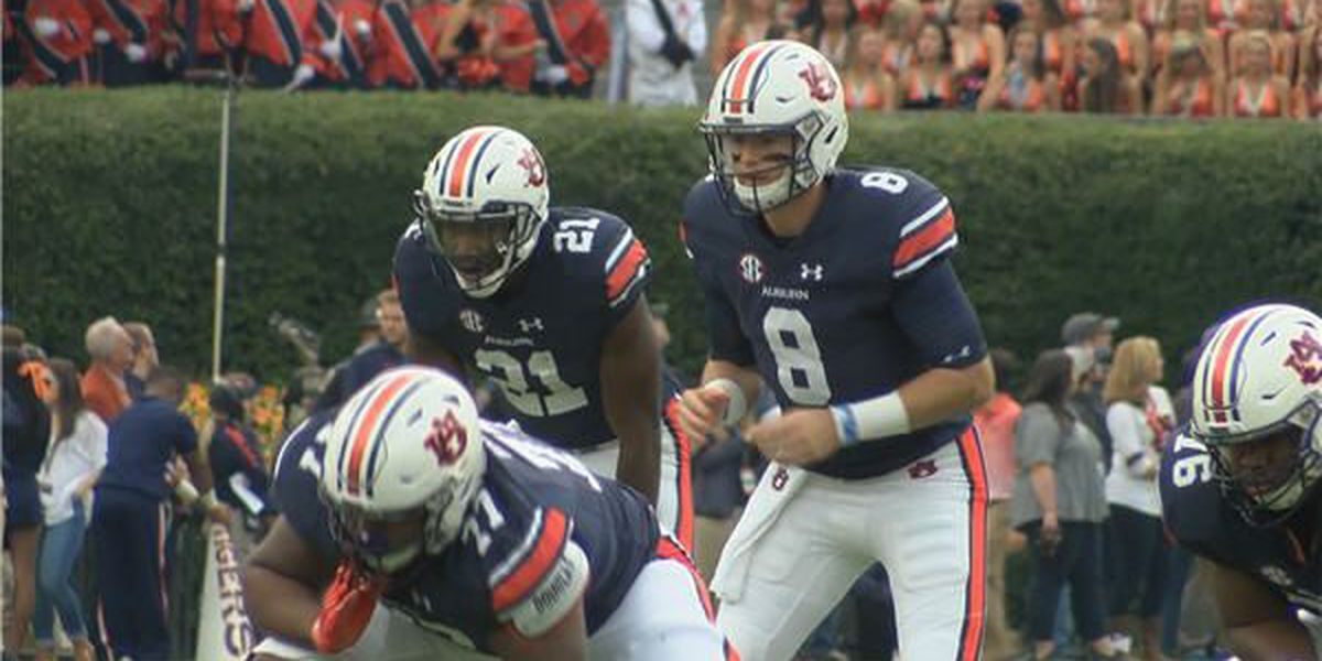 Auburn overcomes slow start to blow out ULM