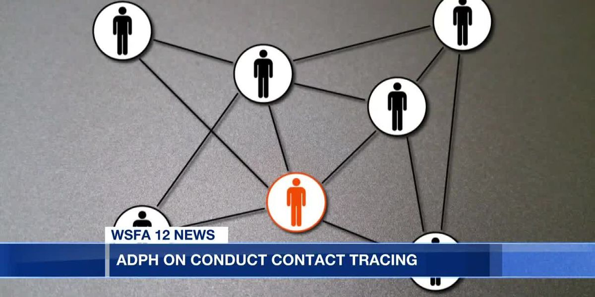 ADPH gives update on contact tracing process