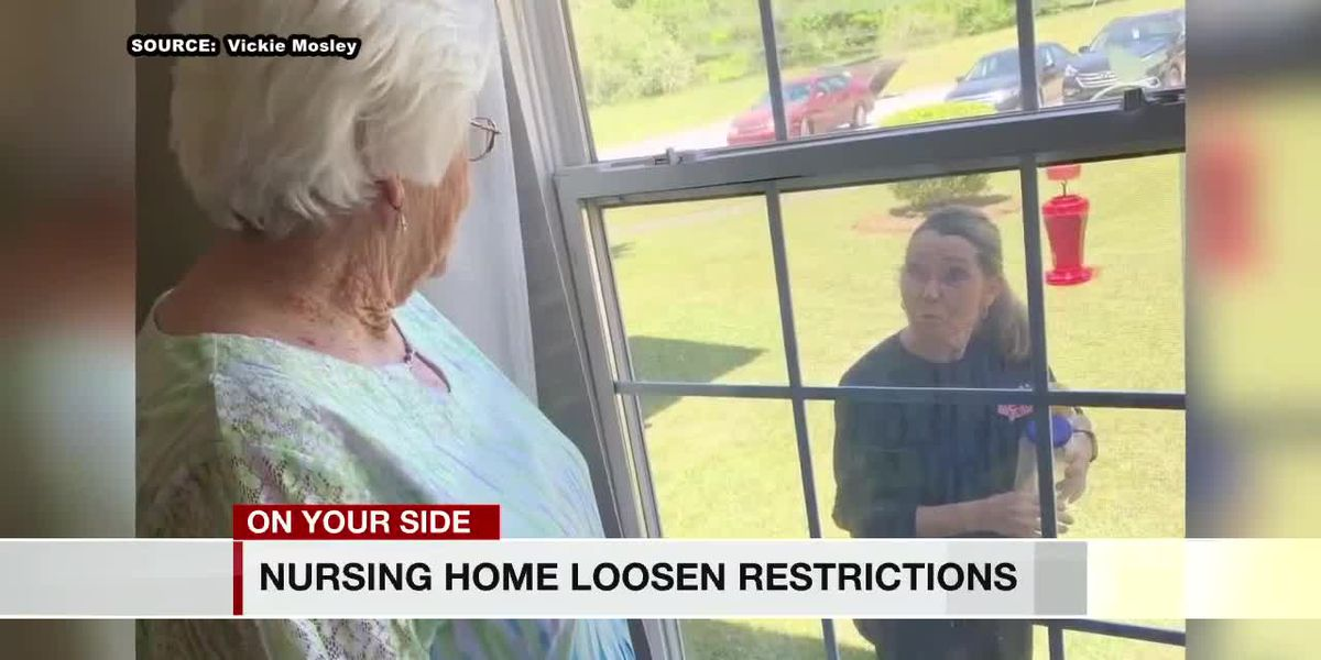 New guidelines for nursing home residents and visitors