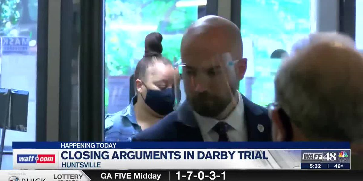Day 4: Jury deliberations begin at 1 p.m. in Darby murder trial
