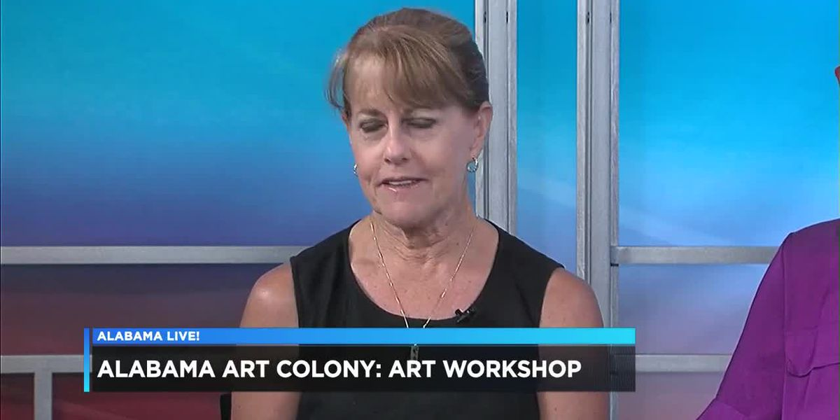 Alabama Art Colony: Art Workshop