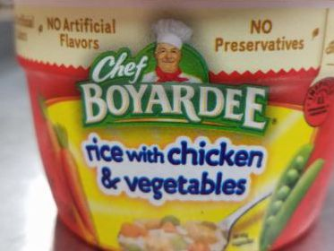 Chef Boyardee products recalled for undeclared allergens, mislabeling