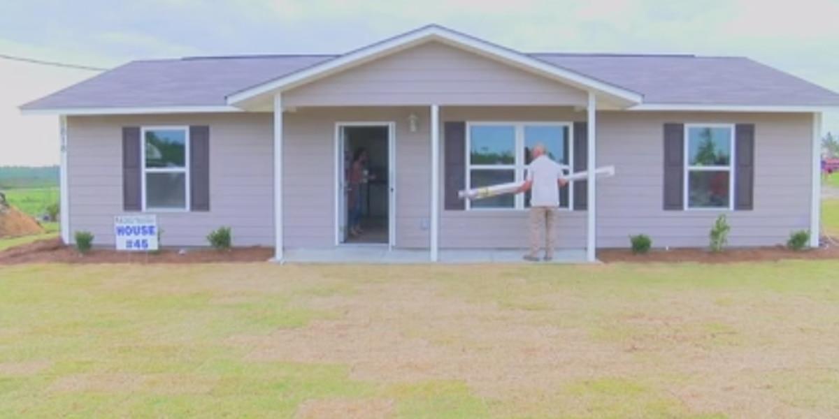 Hallmark sponsoring three Fuller Center houses to be built in Beauregard