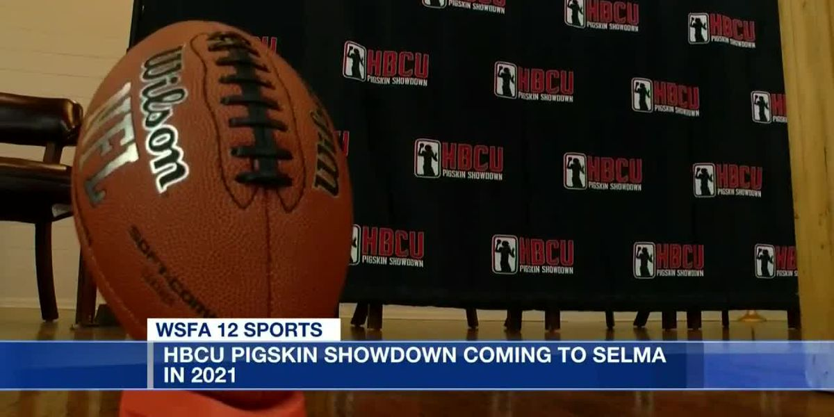 HBCU Pigskin Showdown to be played in Selma in 2021