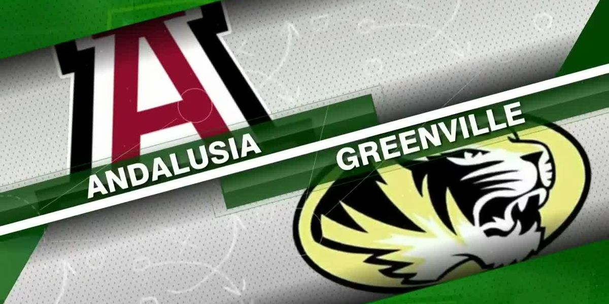 Fever Week 8: Andalusia vs. Greenville