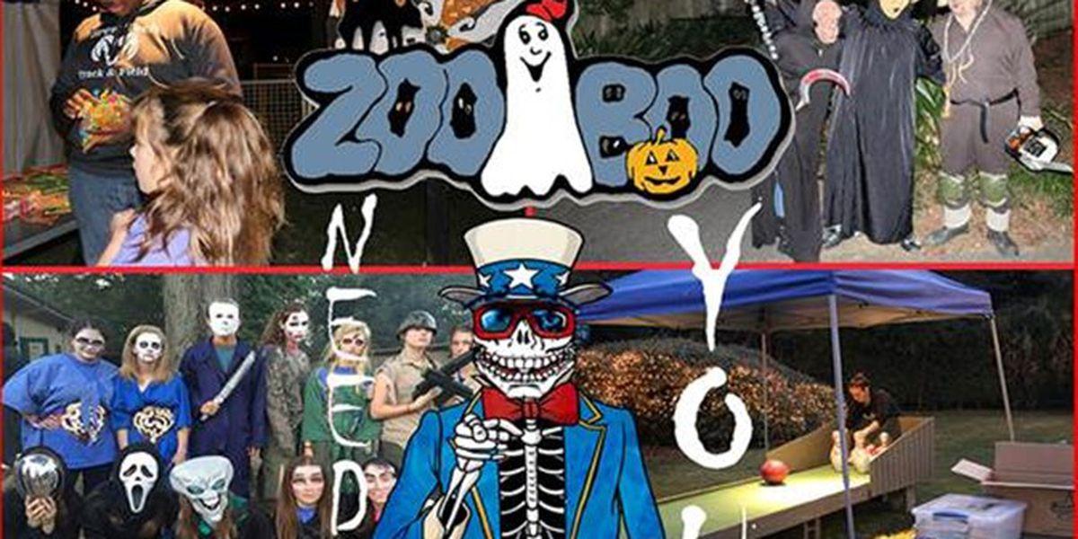 Montgomery's ZooBoo seeking volunteers