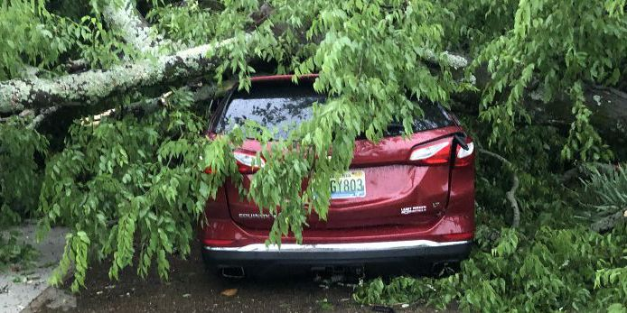 Autauga County recovering after Tuesday's severe storms
