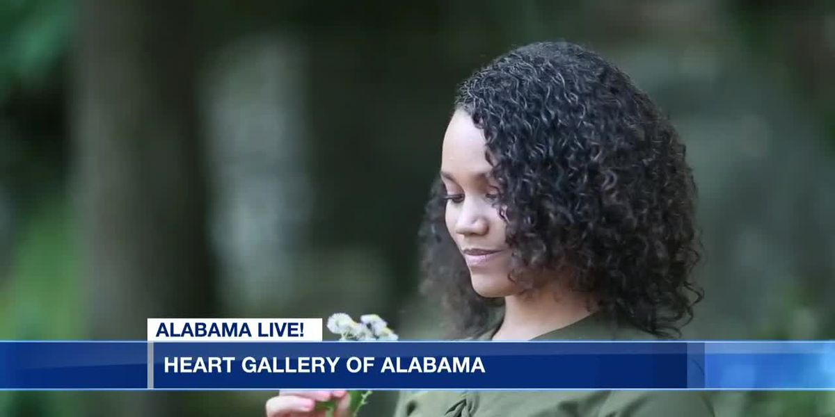 Heart Gallery of Alabama helps foster children find permanent homes
