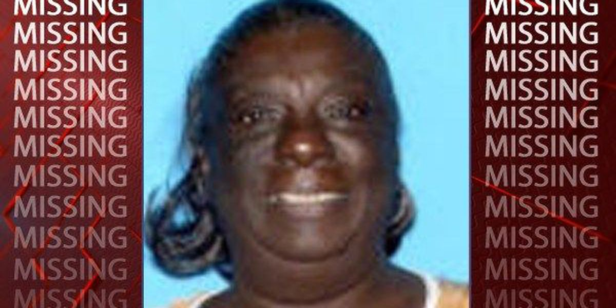 Missing Senior Alert issued for Montgomery woman