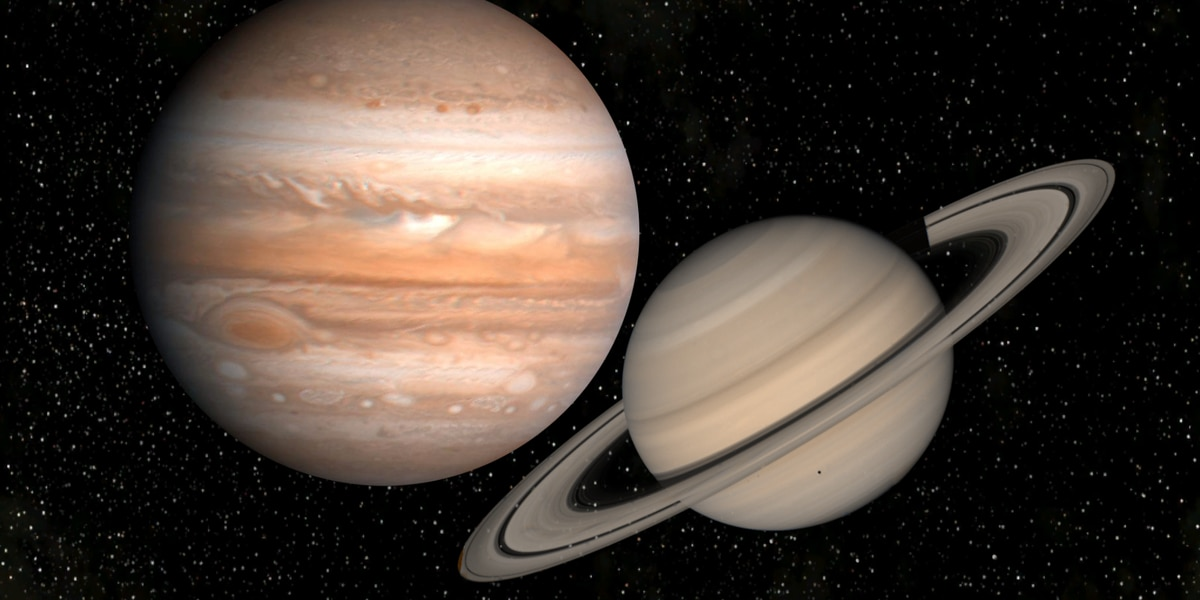 Don't miss this: Jupiter, Saturn to appear as one for first time since 1623 in December