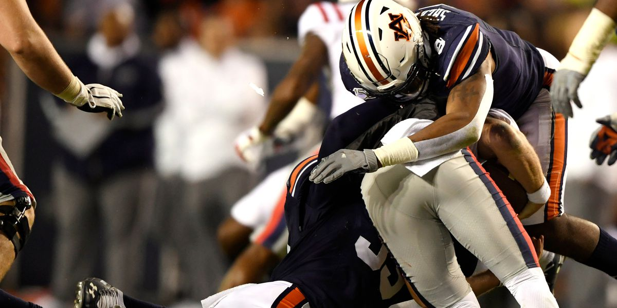 No. 11 Auburn quells Ole Miss comeback attempt