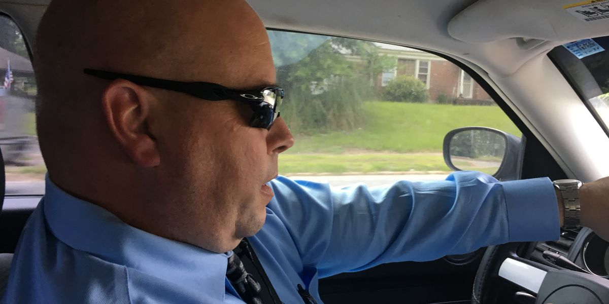 Luverne police investigator works to show good in profession