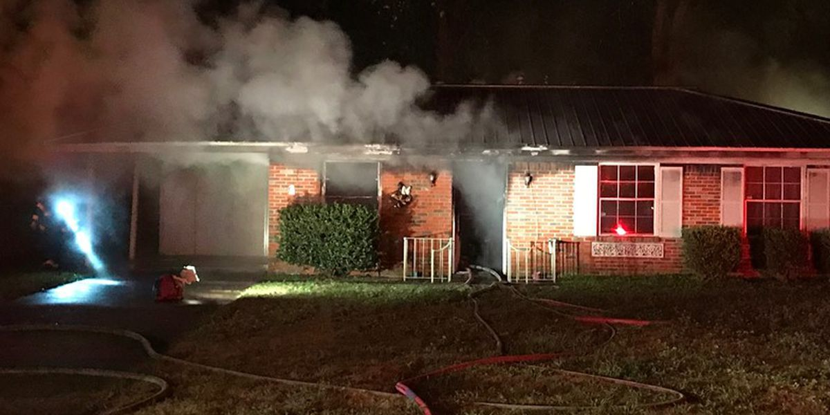 Home extensively damaged after Montgomery fire