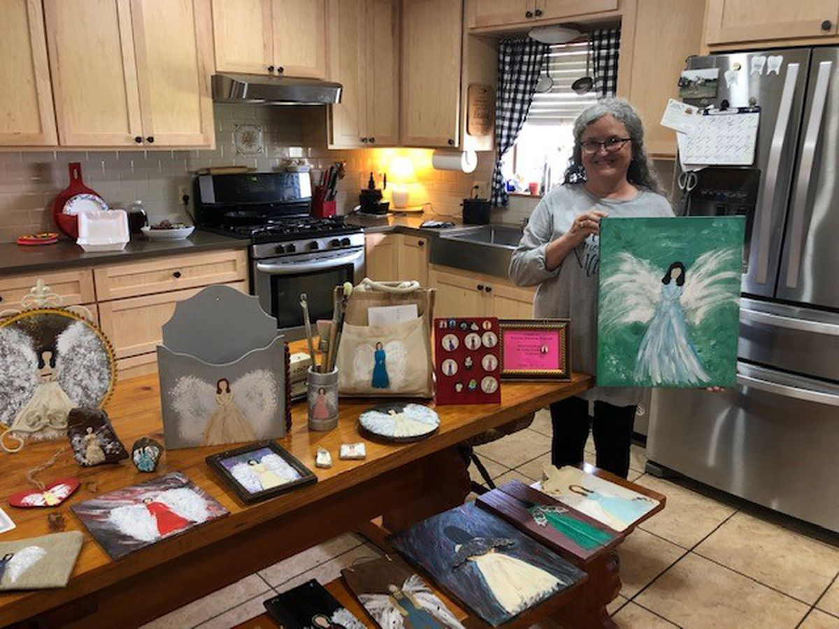 County Road 12: Pike County's angel artist