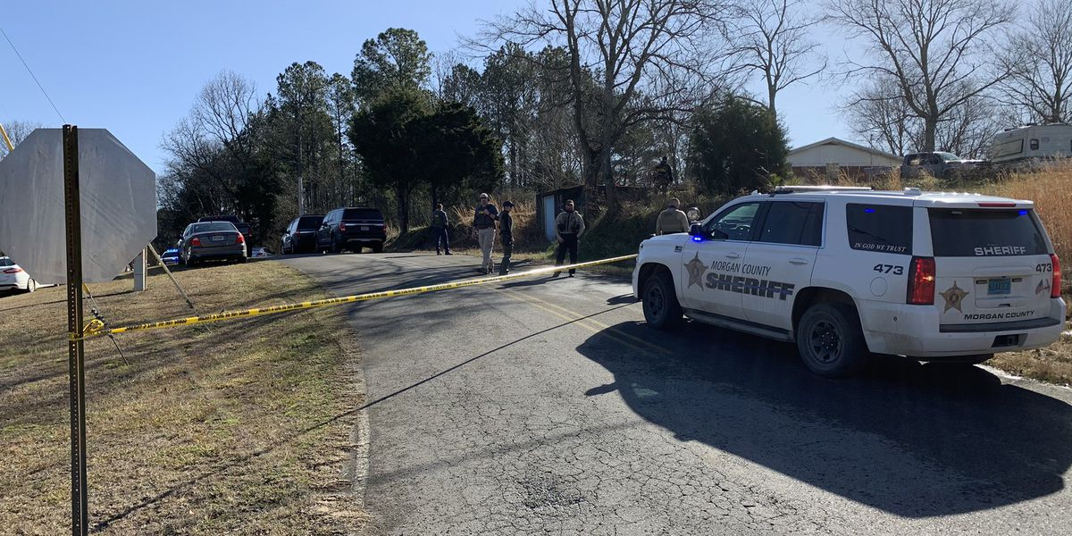 Federal Agents search home of Falkville man arrested in connection to U.S. Capitol violence