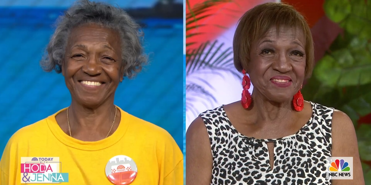 Montgomery woman featured on 'TODAY' Ambush Makeovers