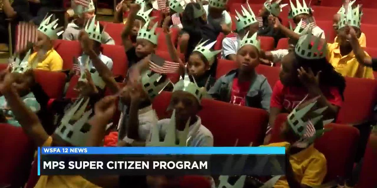 MPS Super Citizens program educates students on their community