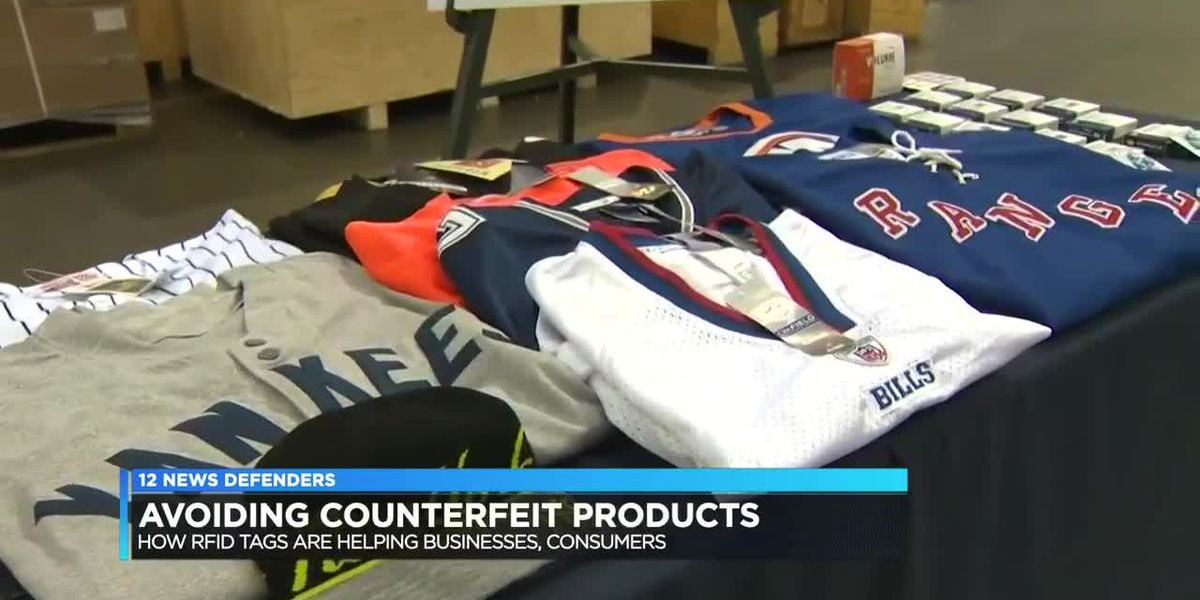 Technology helping identify fake products becoming more popular