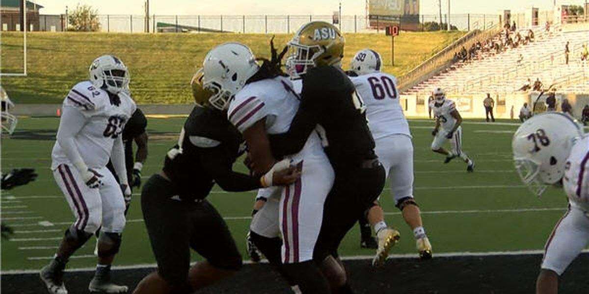 ASU evens SWAC record after win over Texas Southern