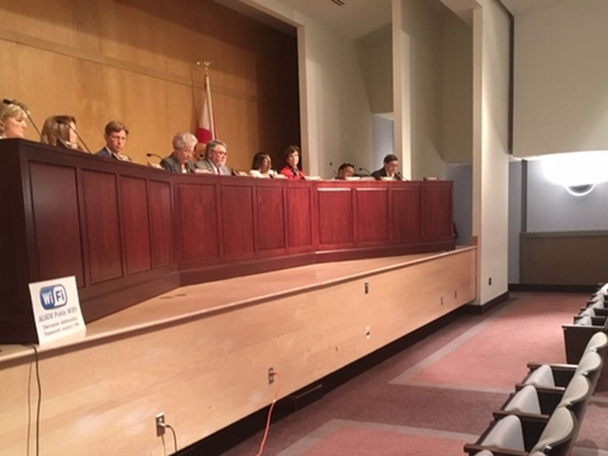 Alabama voters to decide on abolishing elected school board