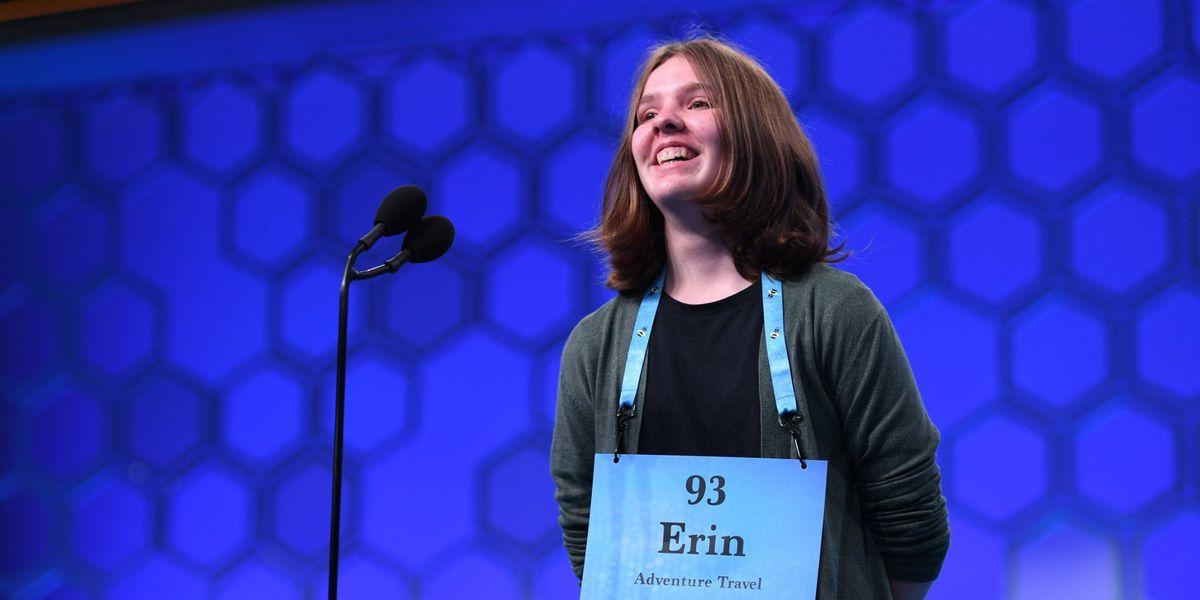 Huntsville student Erin Howard is co-champ of Scripps National Spelling Bee