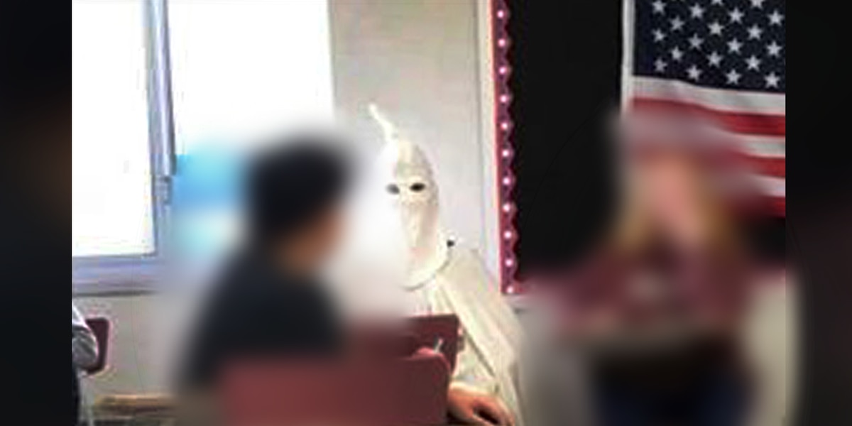 Southeast MO school district considering sensitivity training after student wore KKK costume to class
