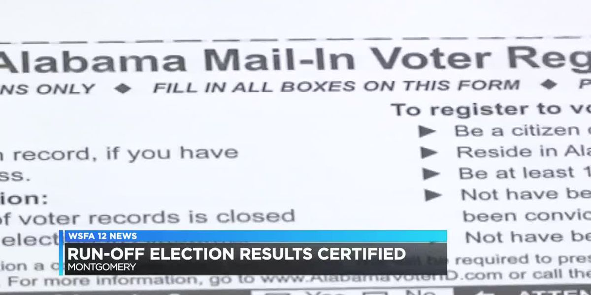 City election results certified