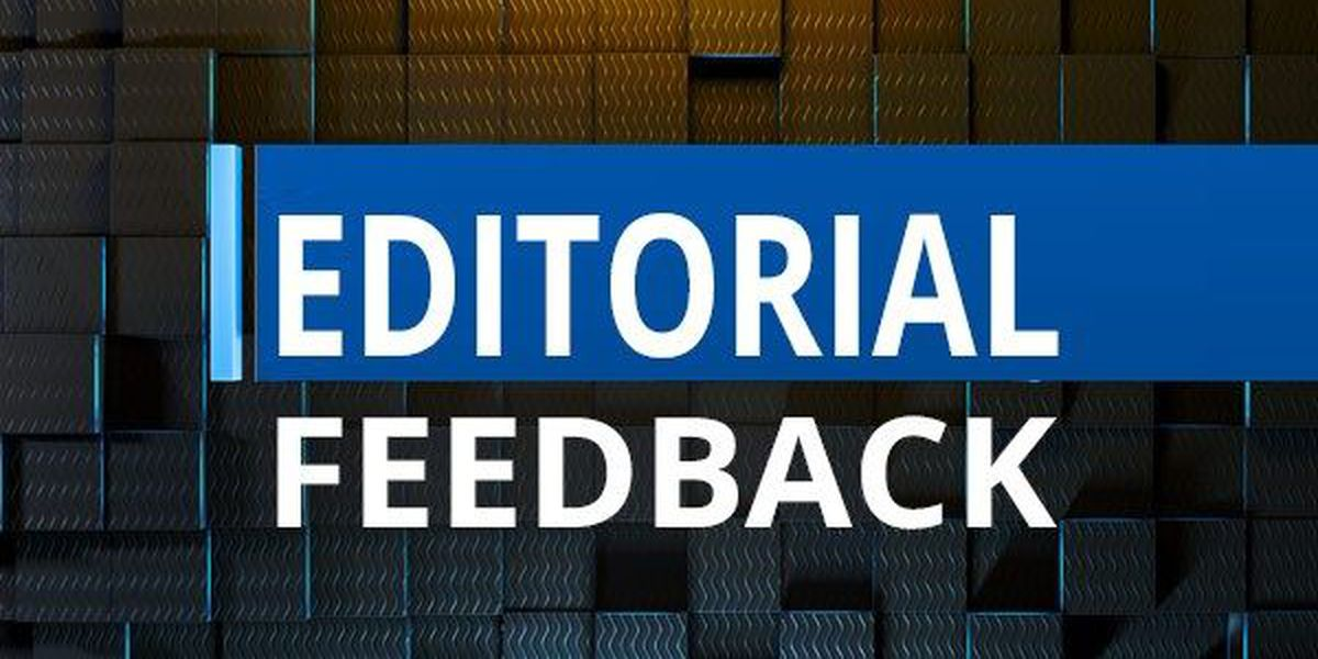 Editorial feedback: Almost over
