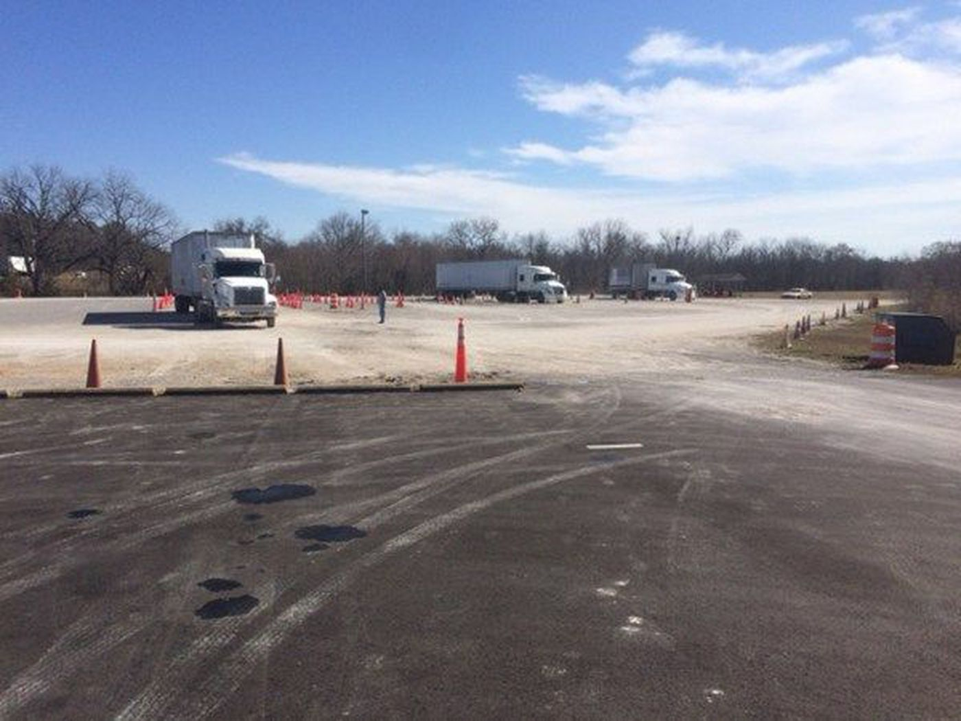 Nationwide Shortage Of 18 Wheelers Impacts Al Truck Driving School