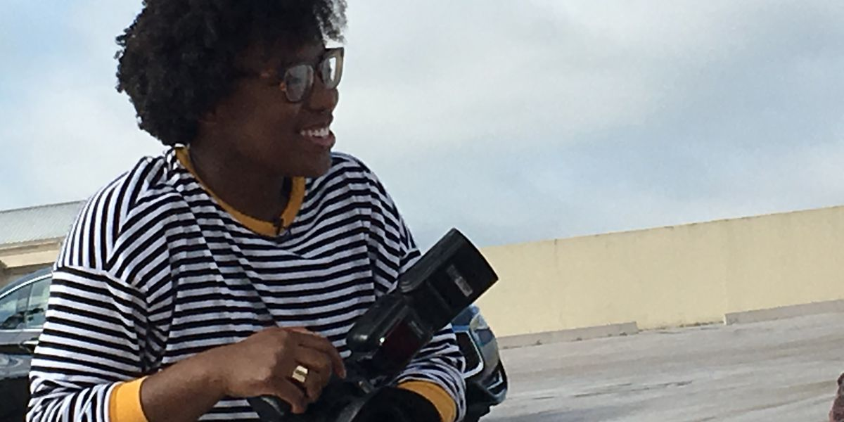 2018 Diversity Summit's official photographer on what 'diversity' means to her