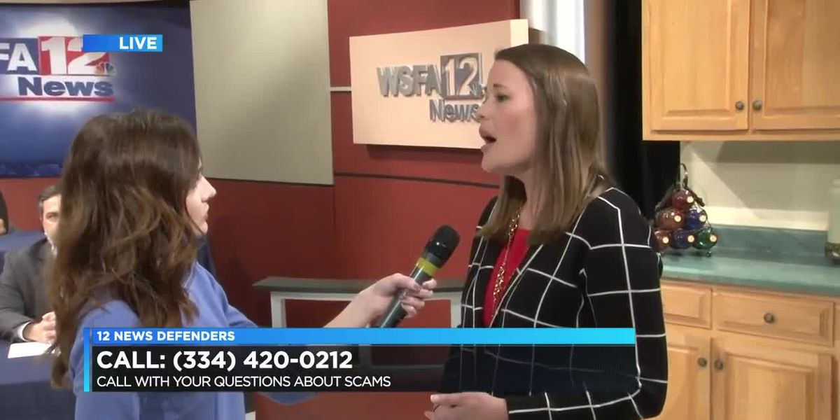 WSFA partners with state, local agencies for phone scam bank