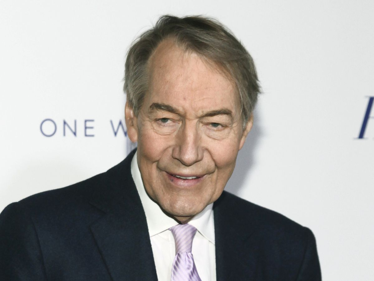 Former Charlie Rose makeup artist sues, alleging harassment